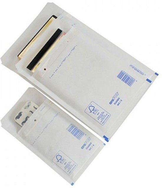 Mail Lite F/3 luchtkussenenveloppen 220x330mm. wit (50 st)