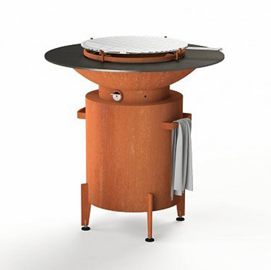 Forno Grill Ring op cilinder - Barbecue - Vuurschaal - Ø100cm