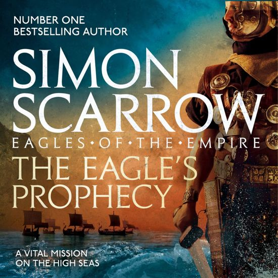 Boek cover The Eagles Prophecy (Eagles of the Empire 6) van Simon Scarrow (Onbekend)