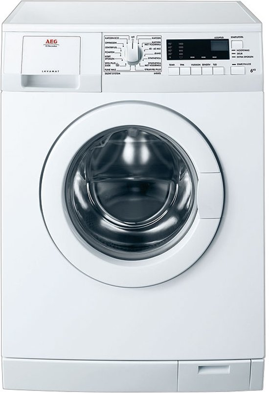 bol com aeg wasmachine lavamat 64840 l rh bol com Electrolux Washing Machine AEG Electrical Products
