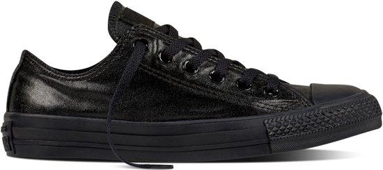 Converse All Star Ox Sportschoenen - Maat 37 - zwart