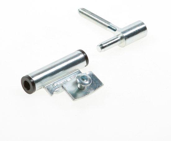 Inboorpaumelle voor Polynormkozijn - 75 x 14 mm