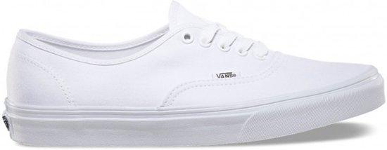 Vans Dames Sneakers Authentic Wmn - Wit - Maat 39