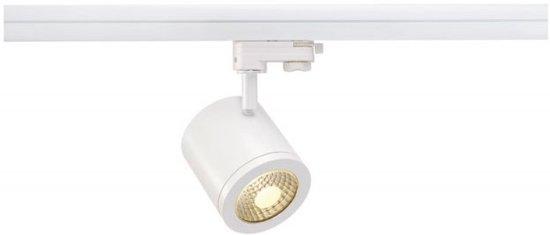 SLV ENOLA_C 9 SPOT Railverlichting 1x112W Wit 152431