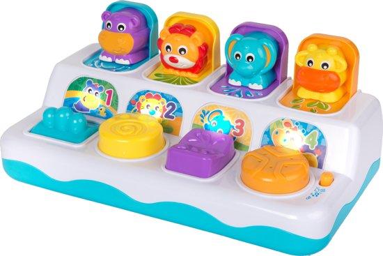Afbeelding van Playgro Pop-up Jungledieren speelgoed