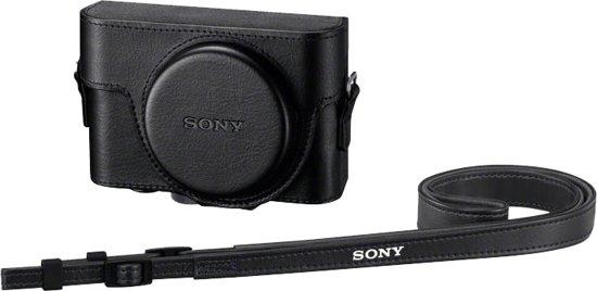 Sony LCJ-RXCB Jacket Case voor RX100