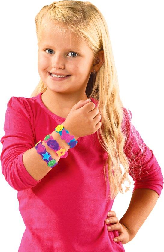 Klittenband armbanden - schoencadeautjes tot 5 euro