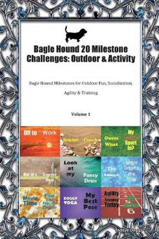Bagle Hound 20 Milestone Challenges