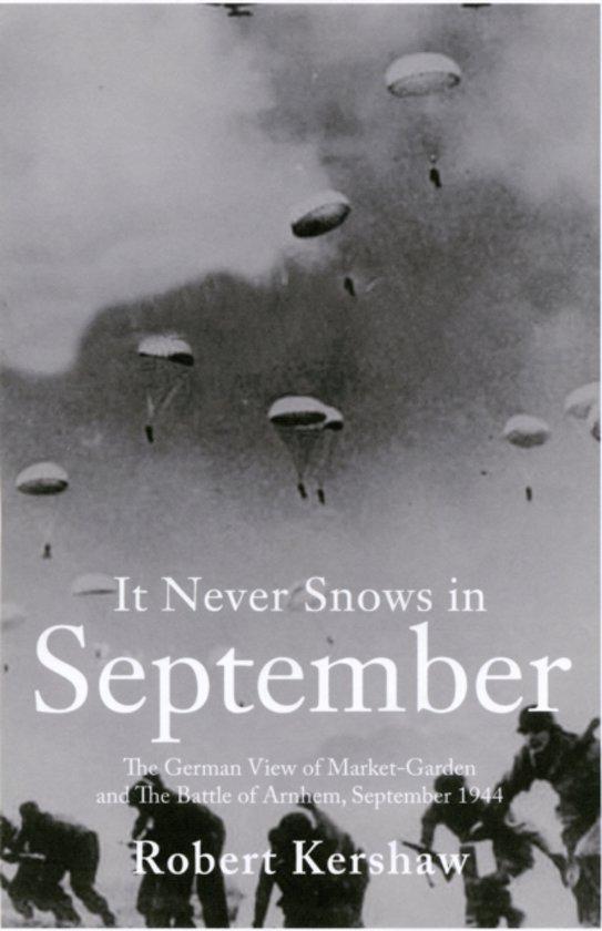 It Never Snows in September