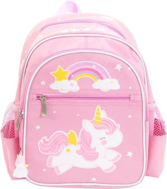 aec83e6cd92 bol.com   A Little Lovely Company - Rugzak - Unicorn - Roze - Peuter ...