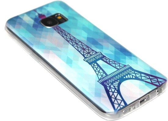 Stijlvol Eiffeltoren hoesje Samsung Galaxy S7