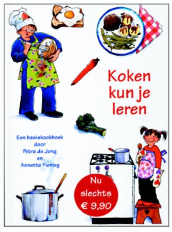 Koken kun je leren peter de jong 9789058780300 boeken - Koken afbeelding ...