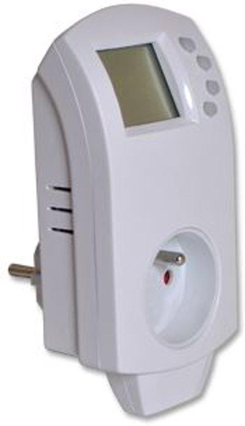 Funfairgreen thermostaat voor elektrische verwarming for Zuinige elektrische verwarming met thermostaat