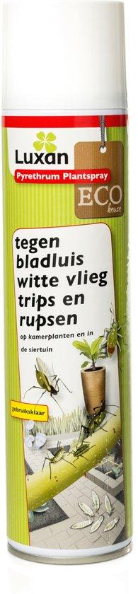 Luxan Spray tegen insecten op planten