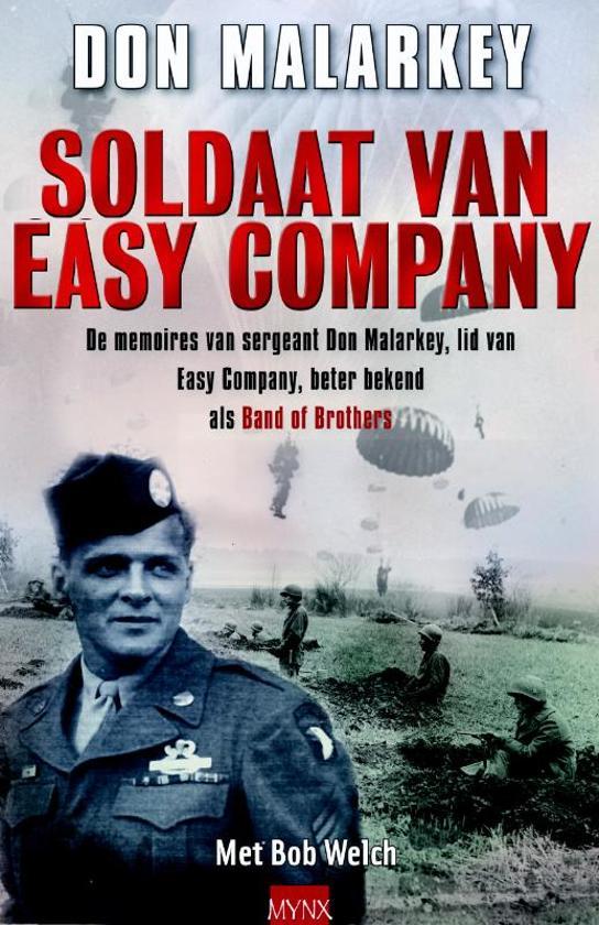 Soldaat van Easy Company