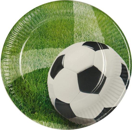 Borden voetbal - 10 stuks