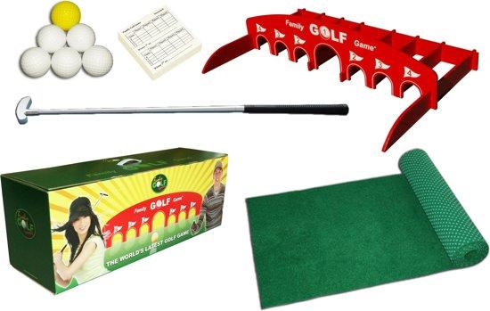 Thumbnail van een extra afbeelding van het spel Family Golf Game