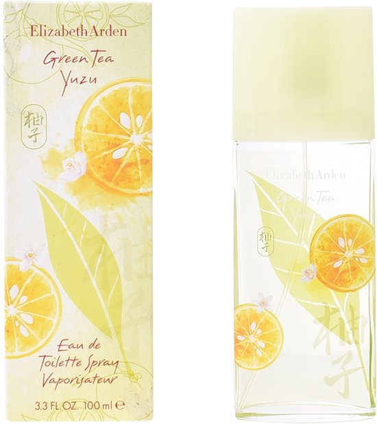 Green Tea Yuzu By Elizabeth Arden Edt Spray 100 ml - Fragrances For Women