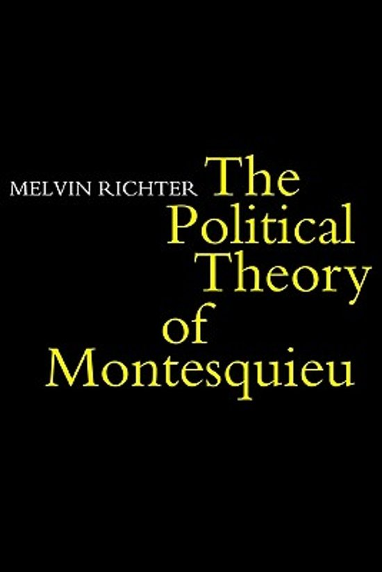 the many significant governmental theories in the spirit of laws by baron de montesquieu Highlights an excerpt from baron de montesquieu's the spirit of the laws, 1748 classic text in political theory is by government there.