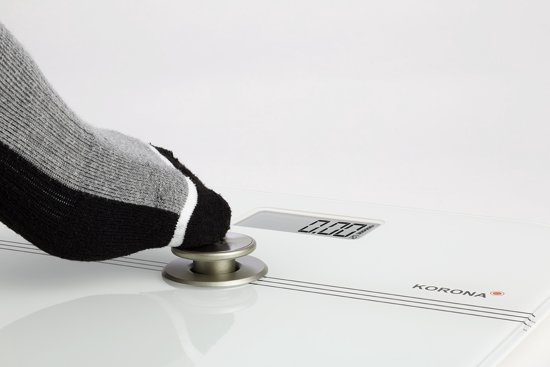 Korona Mona -luxe digitale ECO weegschaal