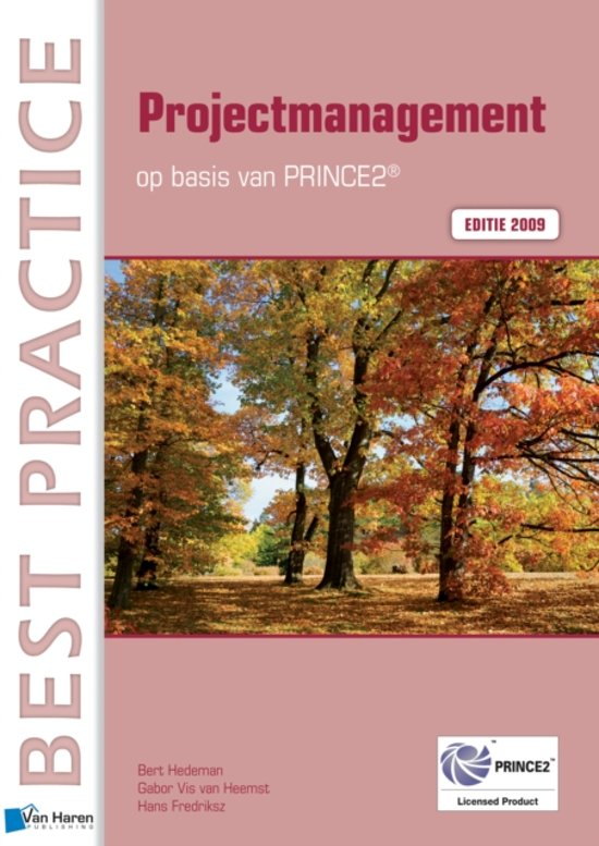 Projectmanagement op basis van PRINCE2®