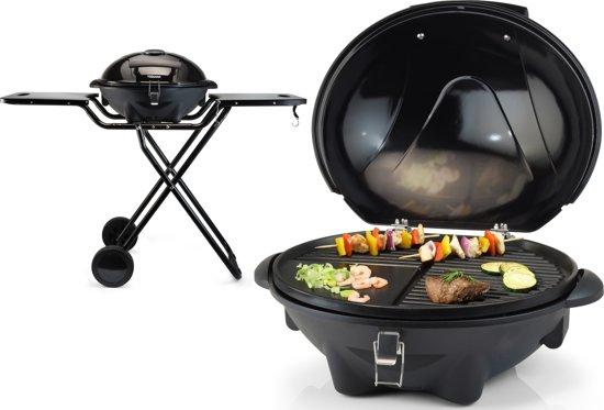 Elektrische Bbq Tafelmodel.Tristar Bq 2817 Elektrische Barbecue