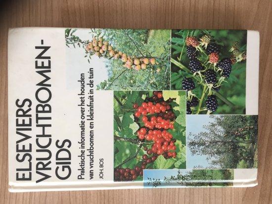 Elseviers vruchtbomengids - Bos pdf epub