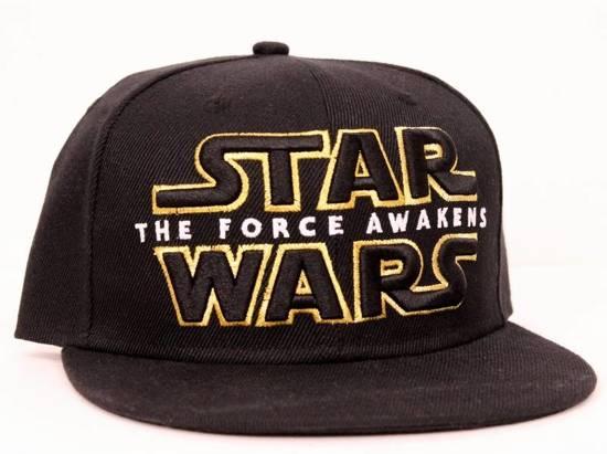 STAR WARS 7 - Cap Star Wars The Force Awakens LOGO