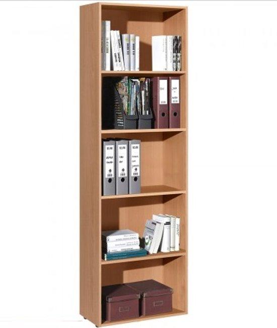bol.com   Boekenkast Beuken 192cm