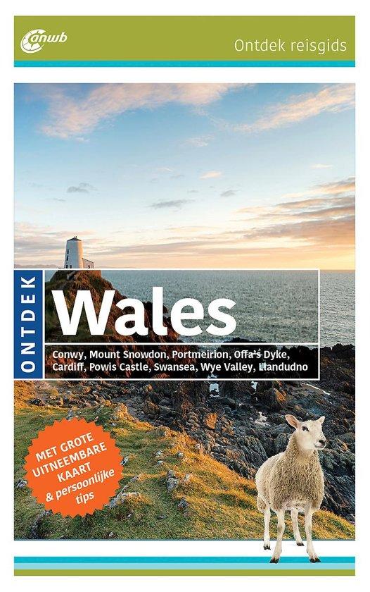Boek cover Ontdek reisgids - Wales van Petra Juling (Paperback)