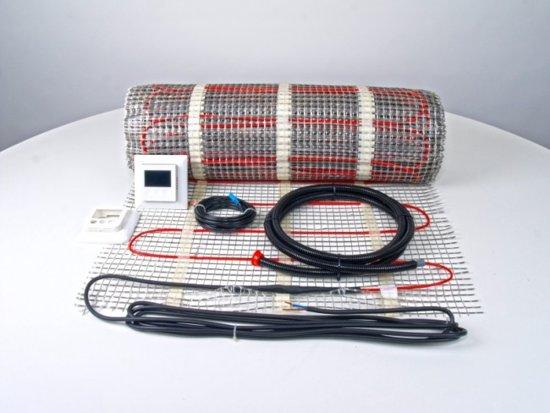 bol.com | Elektrische Vloerverwarming Mat 2,5 M2