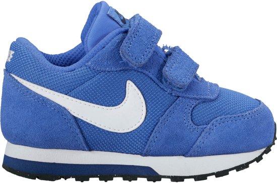 91276a9543f Nike MD Runner 2 (TDV) Sneakers Junior Sportschoenen - Maat 21 - Unisex -