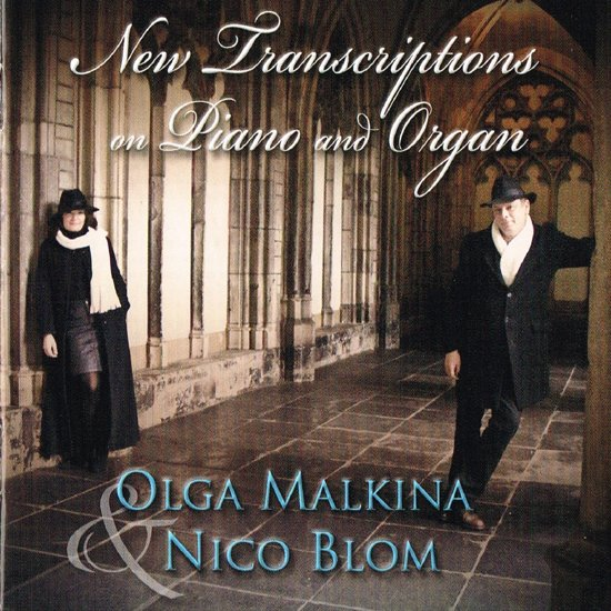 Blom Malkina - New Transcriptions On Piano And Org