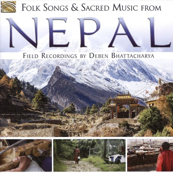 Folk Songs And Sacred Music From Nepal