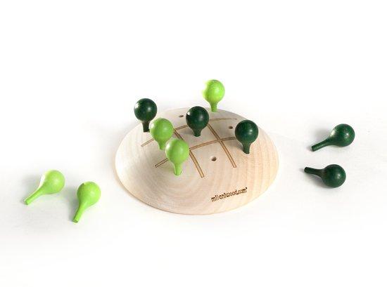 Afbeelding van het spel Spel Boter Kaas en Eieren Milaniwood