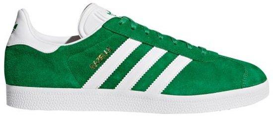 adidas gazelle groen heren