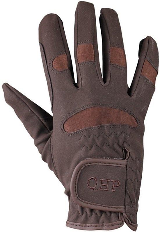 QHP Handschoen Multi - Bruin - XXL