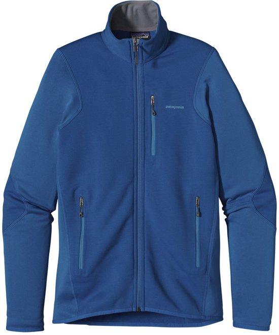the best attitude c1ee0 f6412 Blauw Patagonia L M´s Fleecevest Hybrid Piton Heren Jacket R