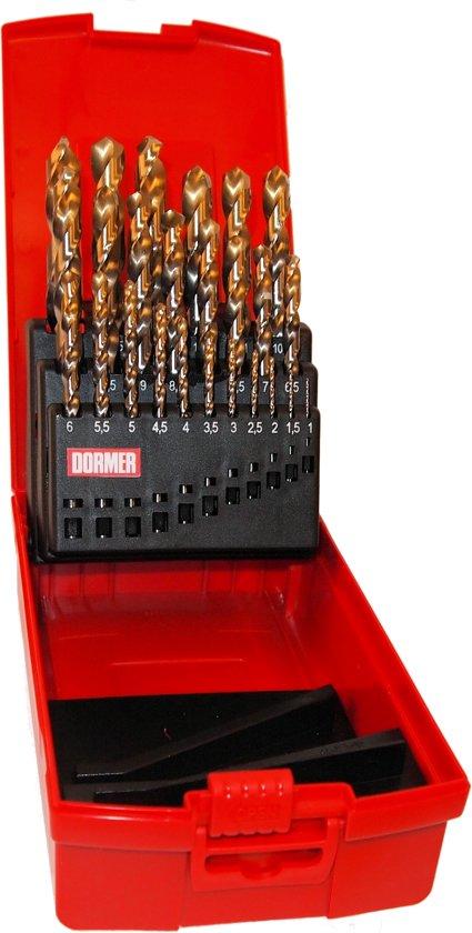 Dormer Borencassette A095 - 25-delige