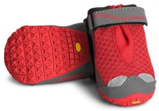 Ruffwear Grip Trex Boots - L - Red Currant