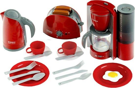 Bosch Speelgoed Ontbijtset