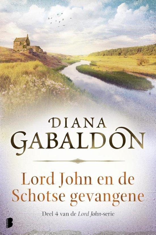 Lord John 4 - Lord John en de Schotse gevangene