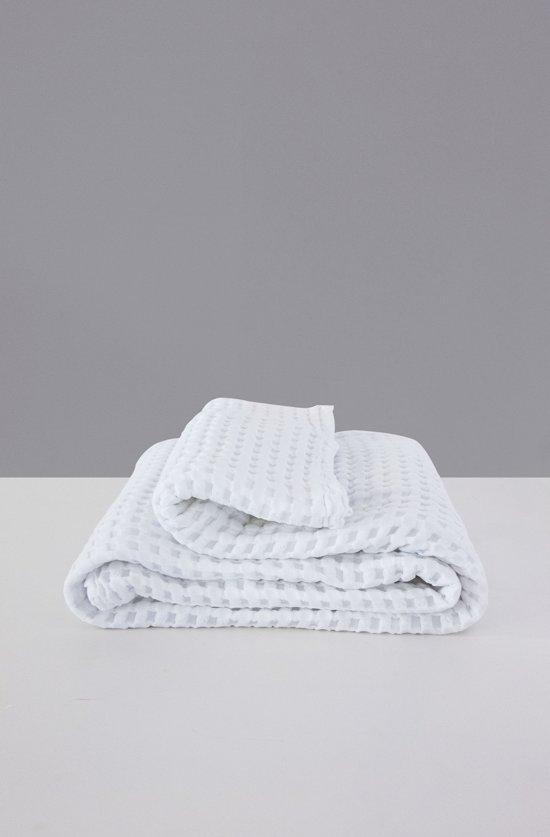 Paros deken van biologisch katoen 75x100 cm