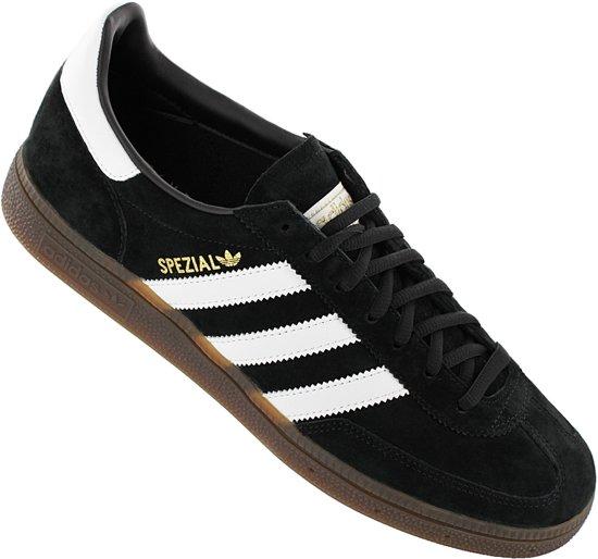Zwart 44 Maat Spezial Handball Heren Sneakers Adidas HwUp66
