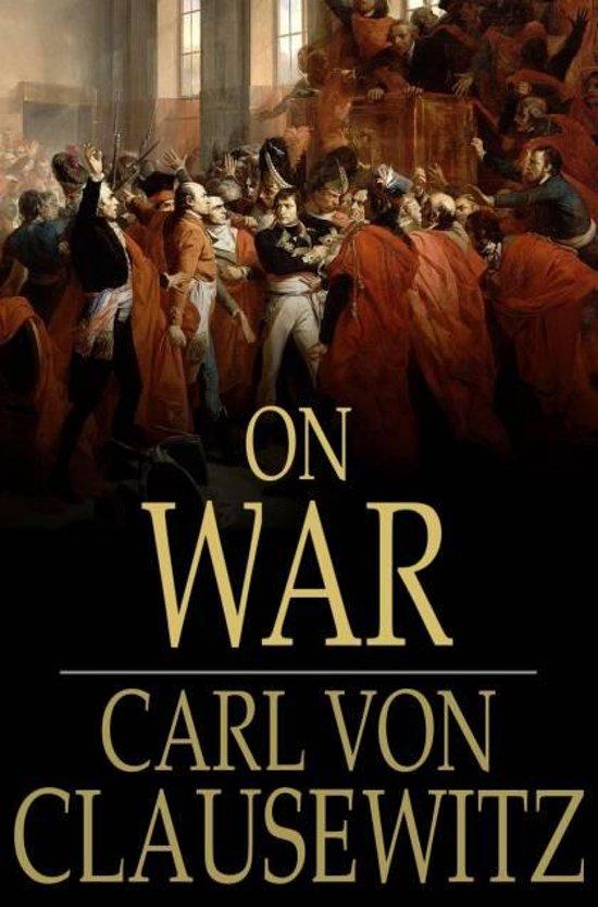 Bolcom On War Ebook Carl Von Clausewitz 9781775419266 Boeken