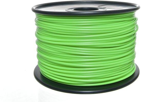 Clp 3D-Filamenten - ABS (1 kg) - groen, 3 mm