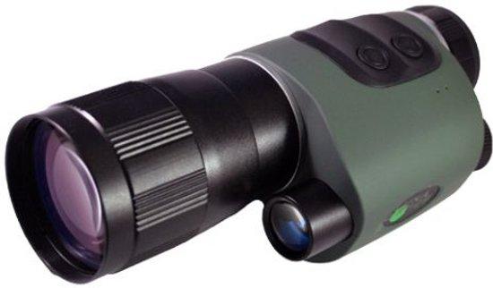 Gen-1 Hi-Res Night Vision Monocular 5x