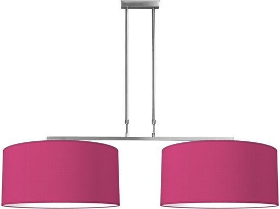 Home sweet home hanglamp bridge 2 bling Ø 60 cm - Lilac rose