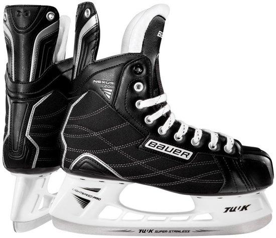 IJshockeyschaats Bauer NEXUS 200 Maat 48