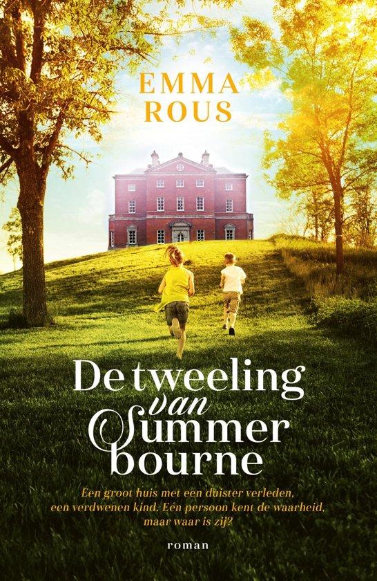 Boek cover De tweeling van Summerbourne van Emma Rous (Onbekend)